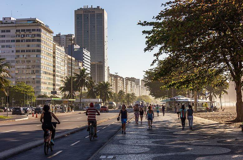 bairros seguros para se hospedar no Rio de Janeiro