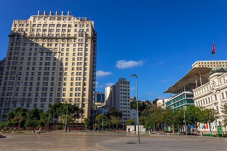 vale a pena ficar no centro do Rio de Janeiro?