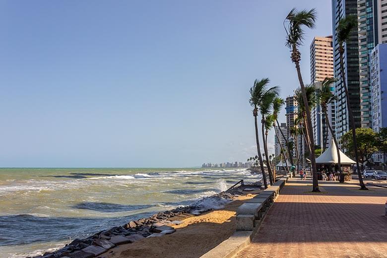 melhores bairros para ficar em Recife