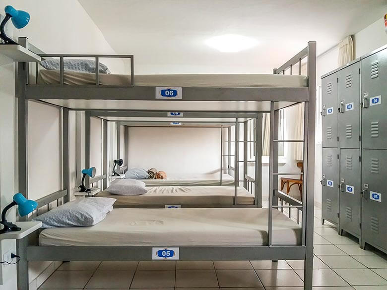 hostel pajuçara em Maceió