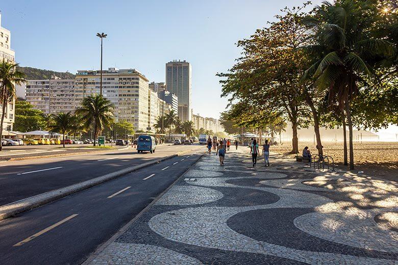 lugares baratos para ficar em Copacabana