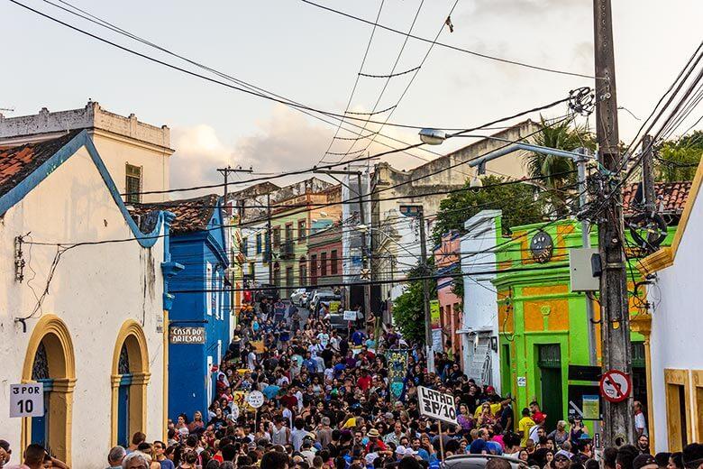 lugares para se hospedar em Recife
