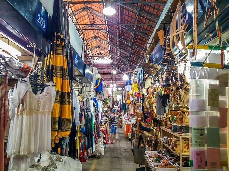 mercado em Recife