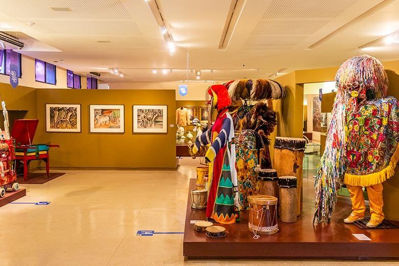 museus do homem do Nordeste - Recife