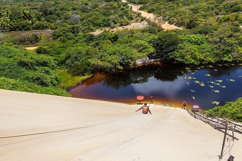 passeio em Natal no Rio Grande do Norte