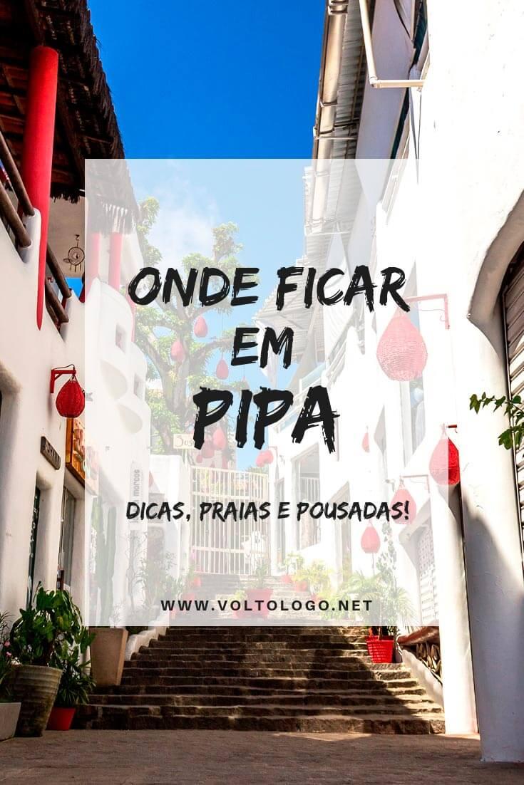 Onde se hospedar em Pipa, no Rio Grande do Norte: Entenda quais são as melhores praias e bairros para ficar, além de pousadas com ótimo custo-benefício.