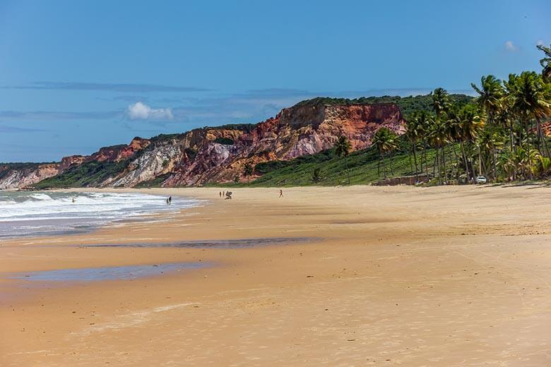 passeio praia coqueirinho Paraíba
