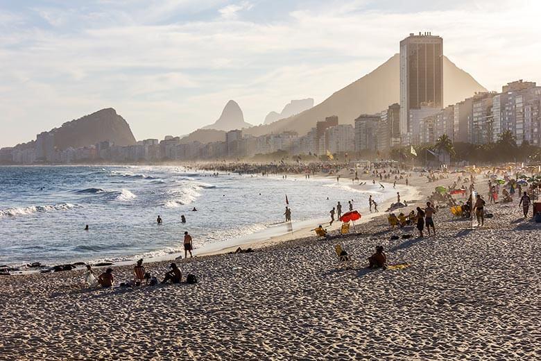 melhores praias para ficar no Rio de Janeiro