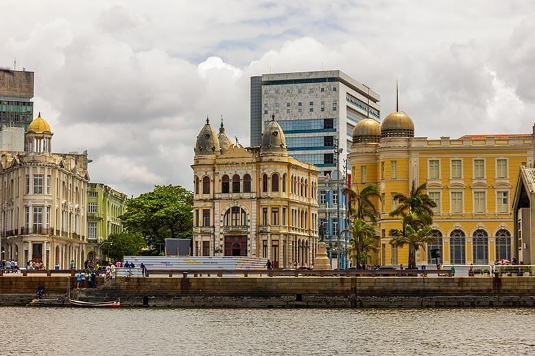 onde se hospedar em Recife