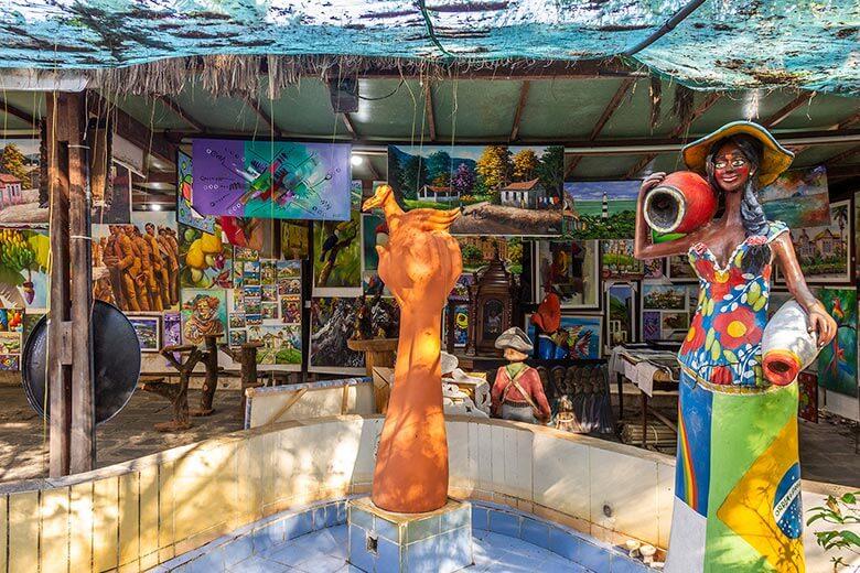 mercados para conhecer em Olinda