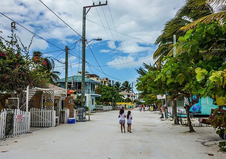 onde ficar em Belize - hospedagem