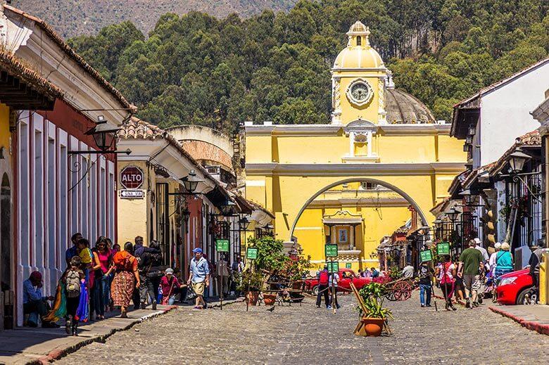 onde ficar na Guatemala