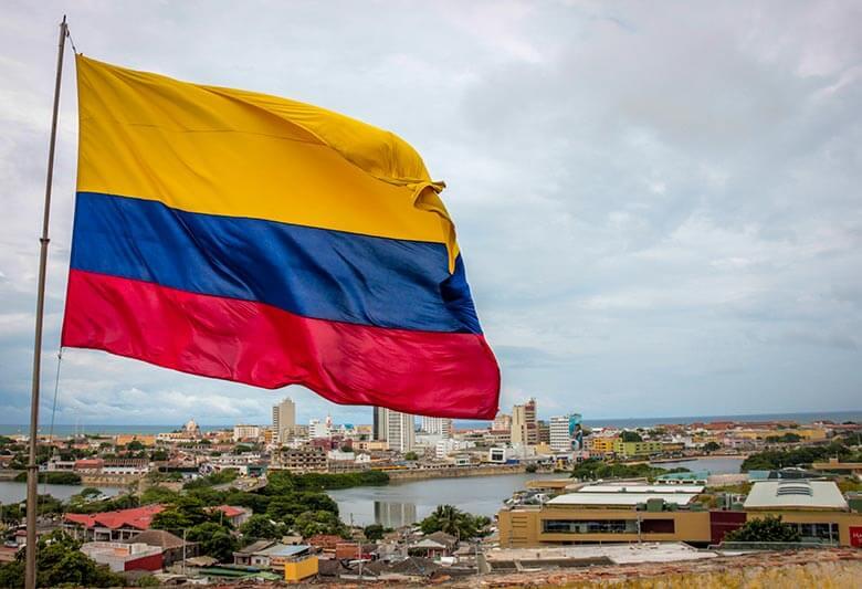onde ficar na Colômbia - hospedagem