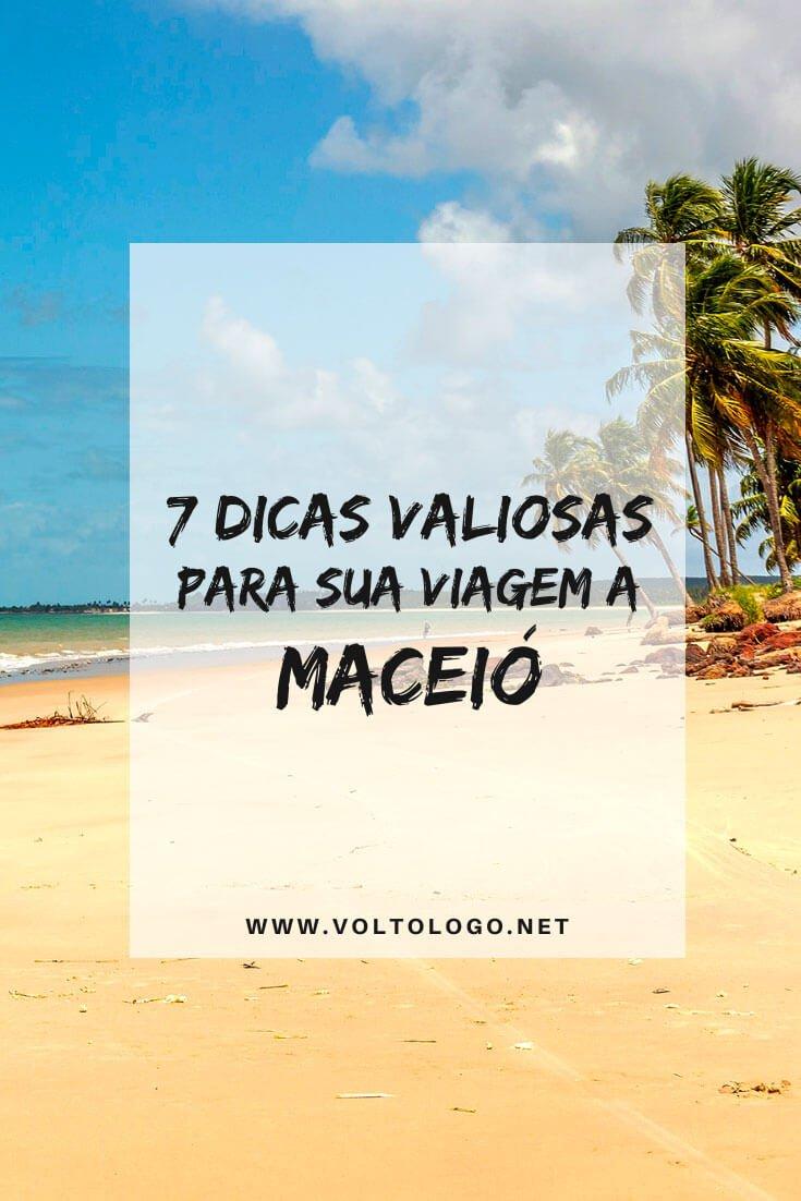 Viagem a Maceió, a capital de Alagoas: Dicas para organizar um roteiro de até 7 dias. Descubra quando ir, como chegar, onde se hospedar, onde comer e quais são os melhores passeios!