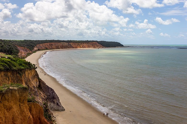 Praia de Carro Quebrado - Alagoas
