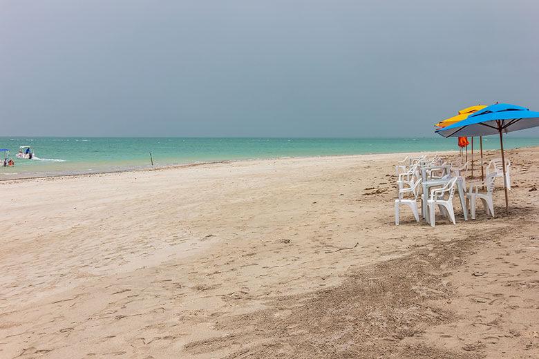 Praia de Antunes - Alagoas