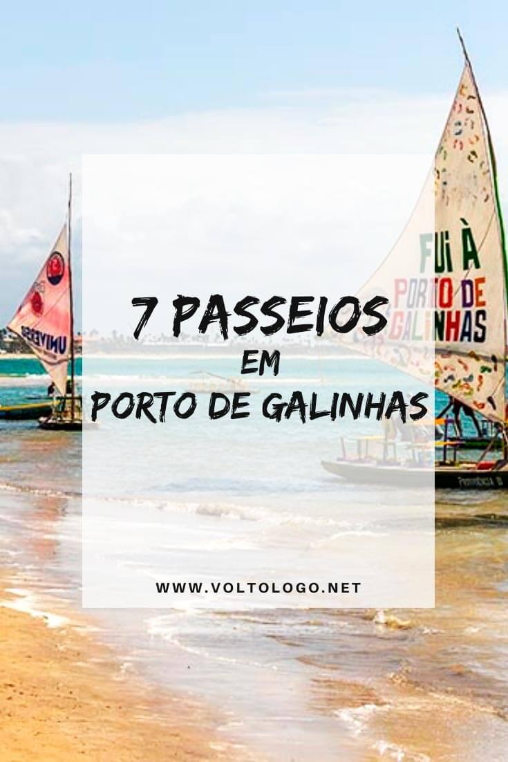 Melhores passeios em Porto de Galinhas, no litoral de Pernambuco. Descubra o que fazer durante sua viagem, como organizar um roteiro de 5 dias e quais lugares você não pode deixar de conhecer.