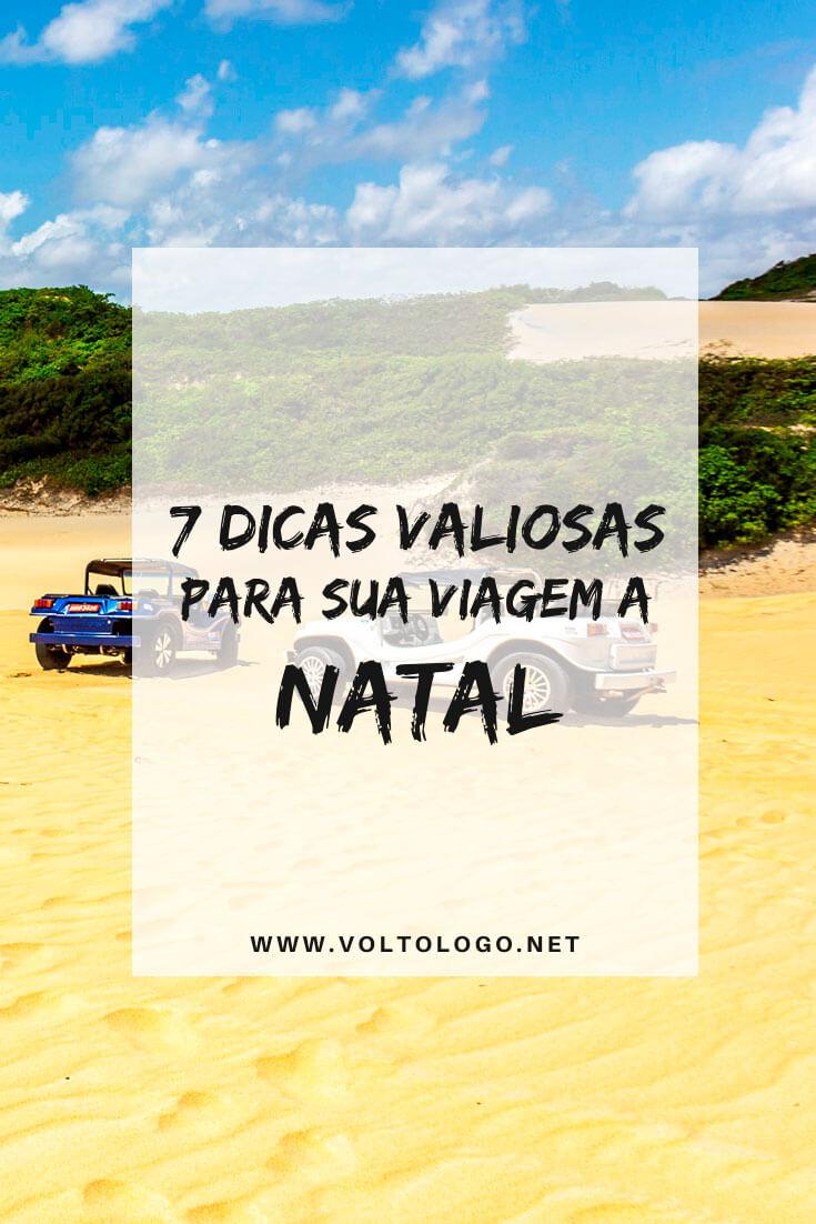 Viagem a Natal, no Rio Grande do Norte: Dicas para organizar o seu roteiro. Descubra quando ir, como chegar, onde se hospedar, o que fazer e onde comer!