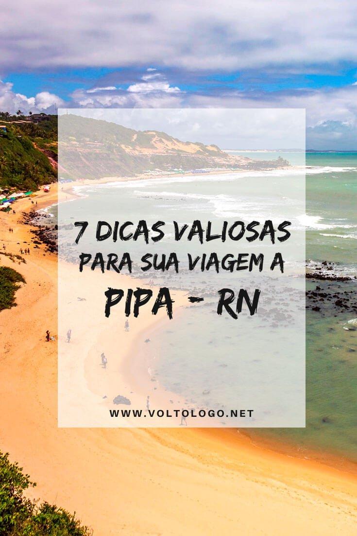 Viagem a Praia de Pipa, no Rio Grande do Norte: Dicas para organizar suas férias. (Melhor época para ir, como chegar, onde se hospedar, o que fazer, onde comer e sugestão de roteiro de 3 dias!)
