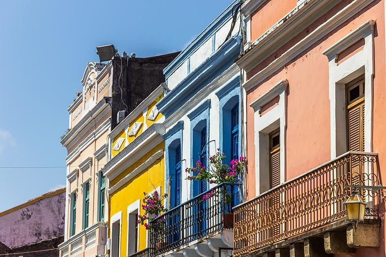 tour centro-histórico de Olinda