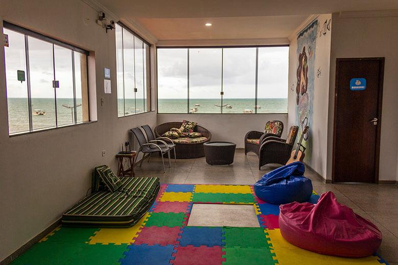 Maraga Beach Hostel - Alagoas