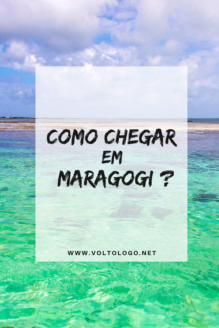 Como chegar em Maragogi, em Alagoas: Dicas práticas para chegar até lá saindo de vários destinos do Nordeste, incluindo os aeroportos de Recife e Maceió.