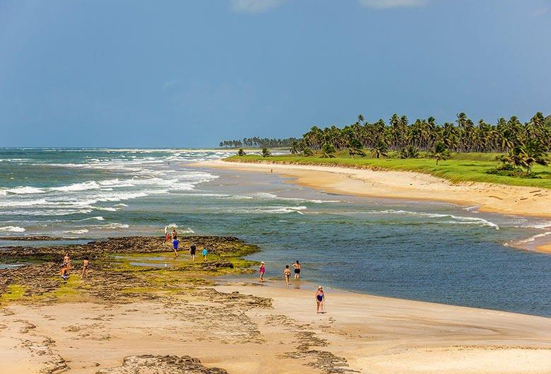 litoral de Alagoas