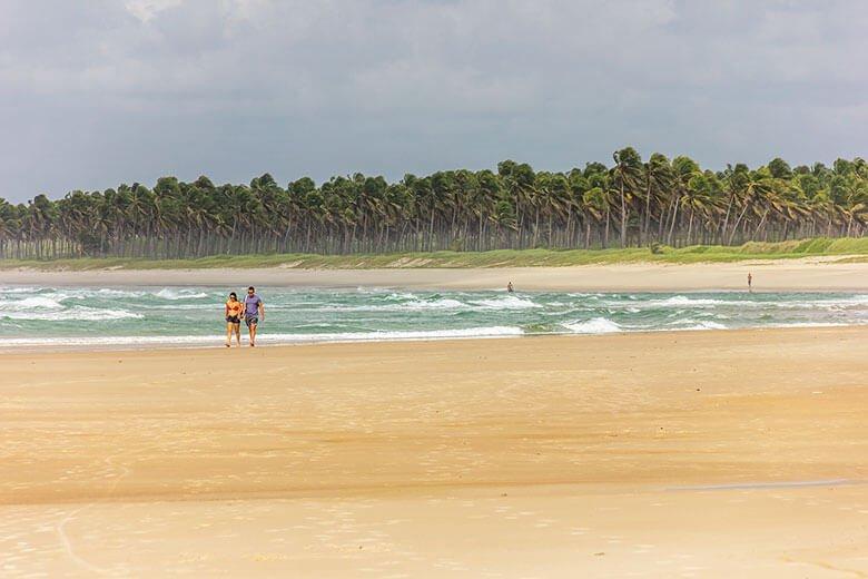 melhor praia de Maceió