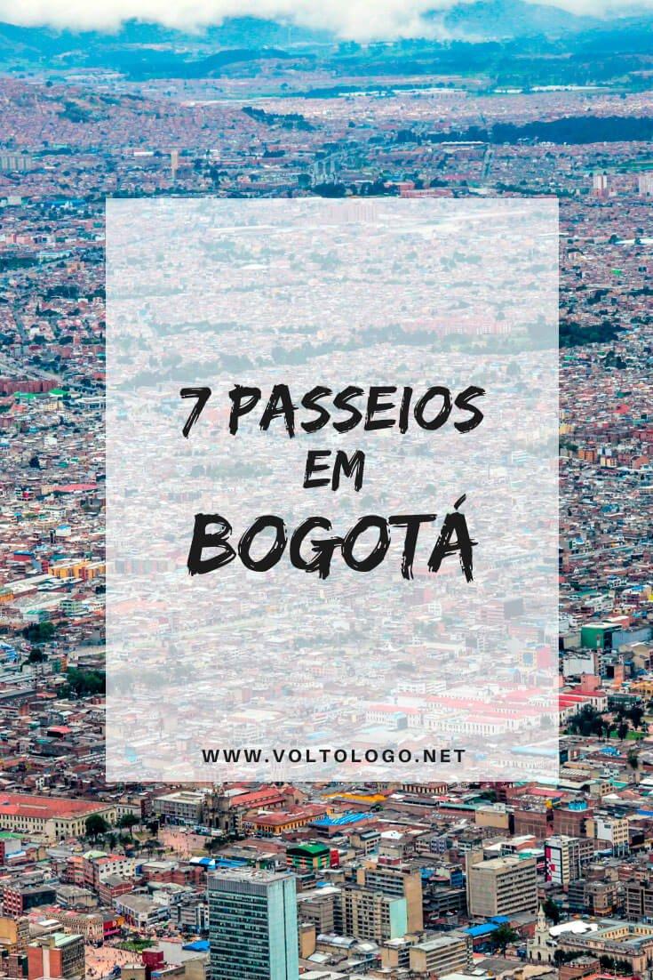 Melhores passeios em Bogotá, na Colômbia: Descubra o que fazer em Bogotá, e quais tours valem a pena incluir no seu roteiro de viagem!