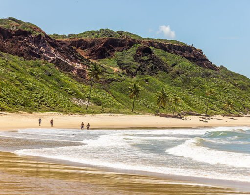 melhores praias de João Pessoa - Paraíba