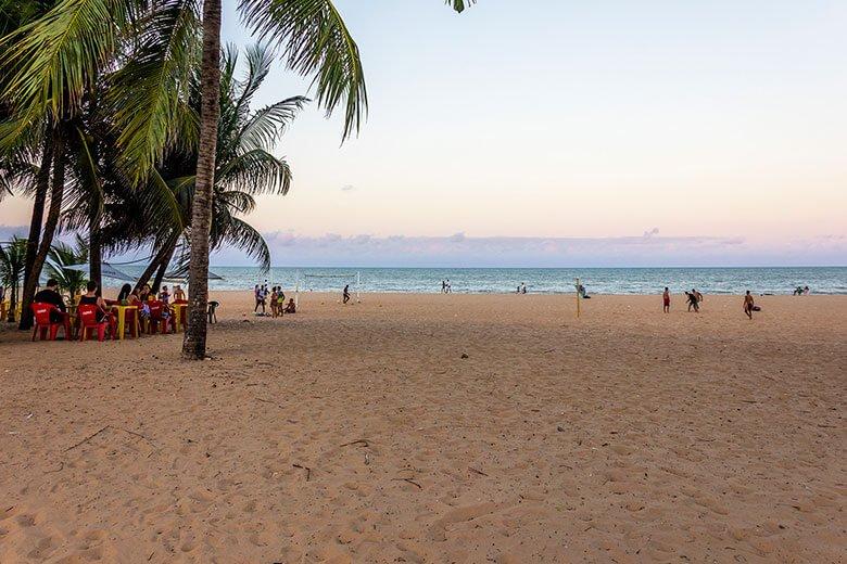 praias da Paraíba