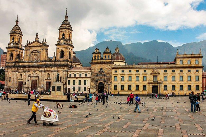 tours em Bogotá - Colômbia