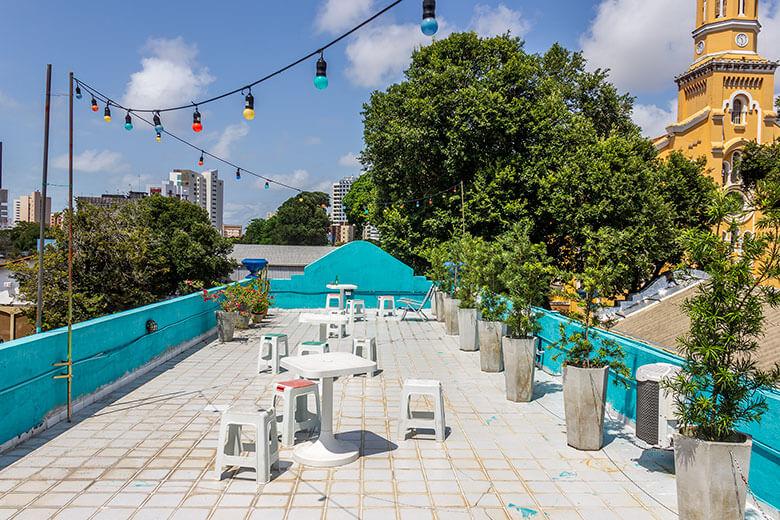 lugares baratos para ficar em Recife