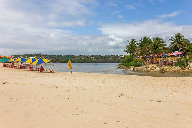 o que fazer nas praias de João Pessoa