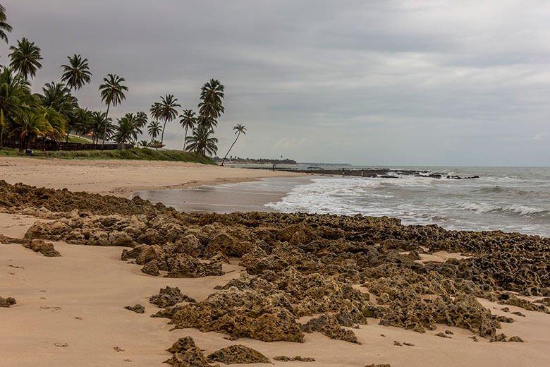 melhores praias da Paraíba - Carapibus
