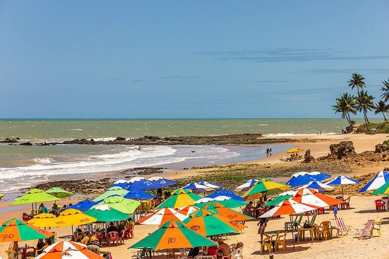 praias de João Pessoa - dicas