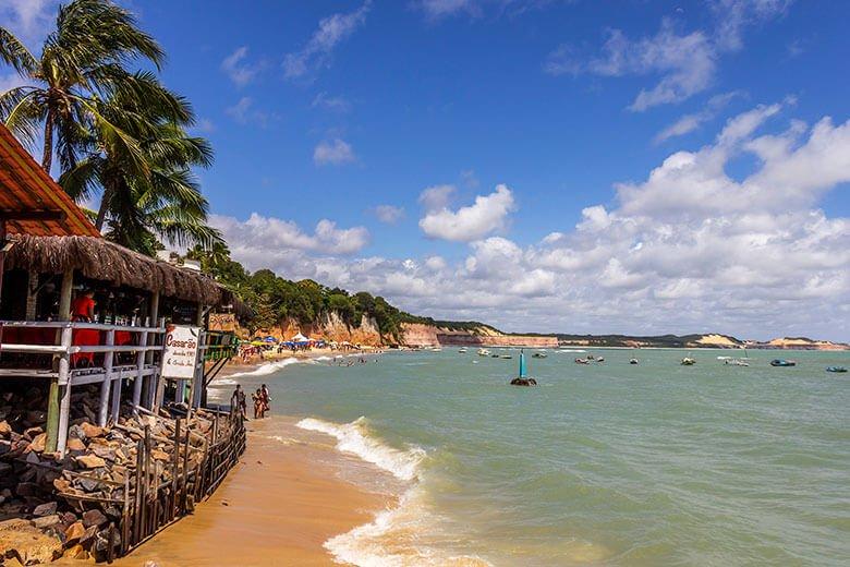 Praia de Pipa - centro