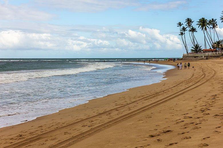 Praia do Cupe - Pernambuco