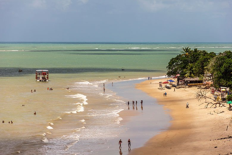 praias de João Pessoa - Seixas
