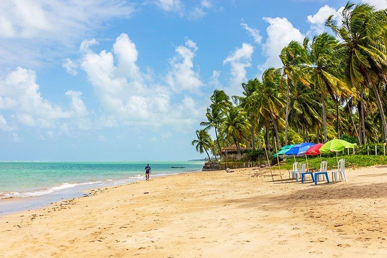 praias de Maceió - Patacho