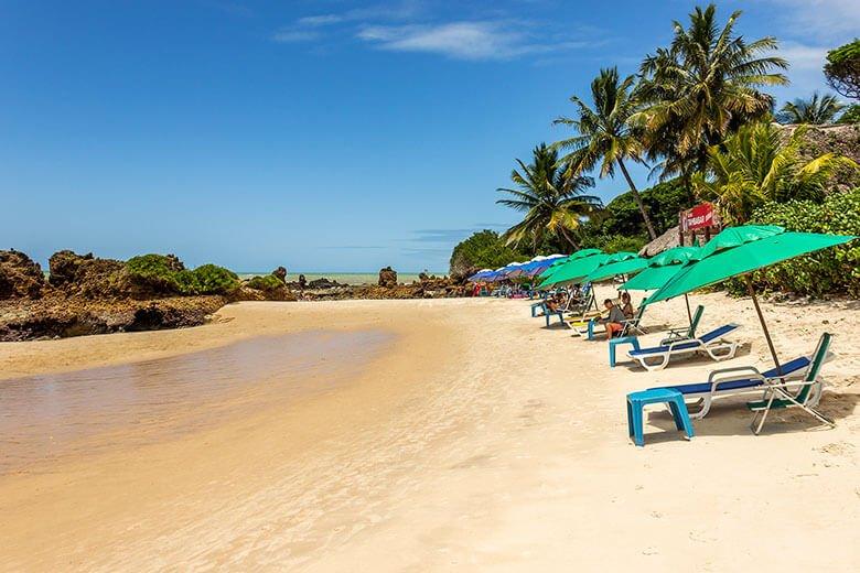praia de nudismo na Paraíba