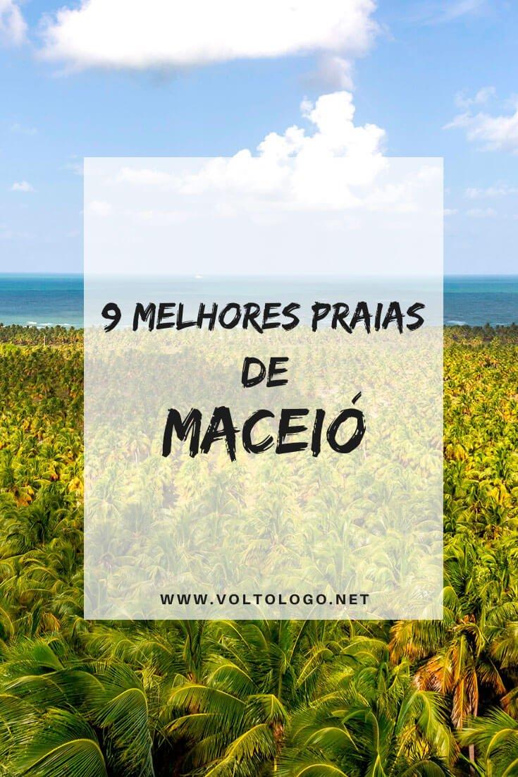 Praias de Maceió, em Alagoas: Descubra quais são as melhores praias para incluir no seu roteiro de viagem pelo litoral alagoano!