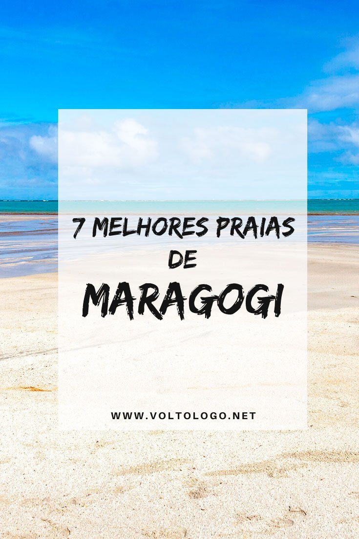 Praias de Maragogi, em Alagoas: Descubra quais são as melhores praias da região para incluir no seu roteiro pelo litoral alagoano.