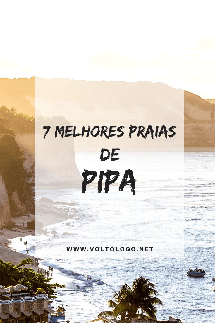 Praias de Pipa, no Rio Grande de Norte: Descubra quais são as melhores praias para incluir no seu roteiro de viagem!