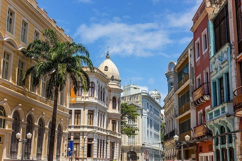 reservar hotéis em Recife