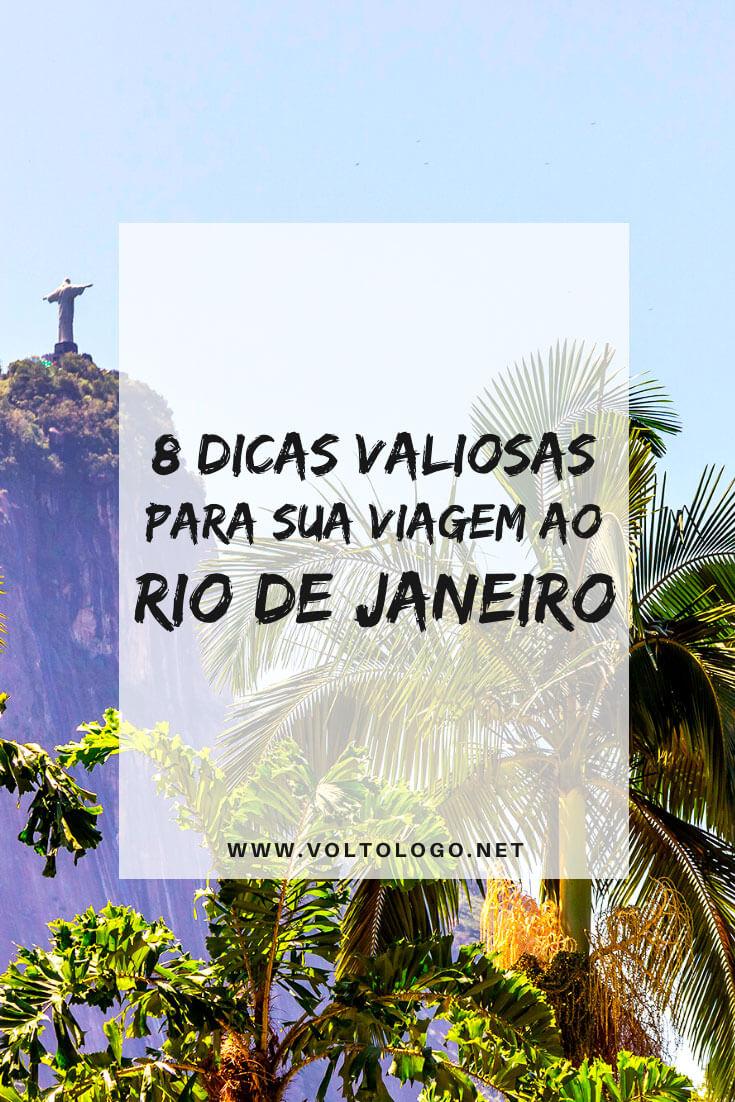 Viagem ao Rio de Janeiro: Dicas práticas para organizar suas férias! Descubra quando ir, quantos dias ficar, como chegar, onde se hospedar, quais são as principais atrações e passeios, e como montar um roteiro.