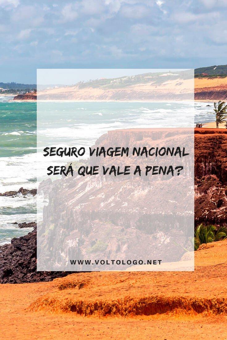 Seguro viagem nacional: Descubra e vale a pena contratar este tipo de serviço para as férias no Brasil (Com dicas de preço e como fazer uma cotação!)