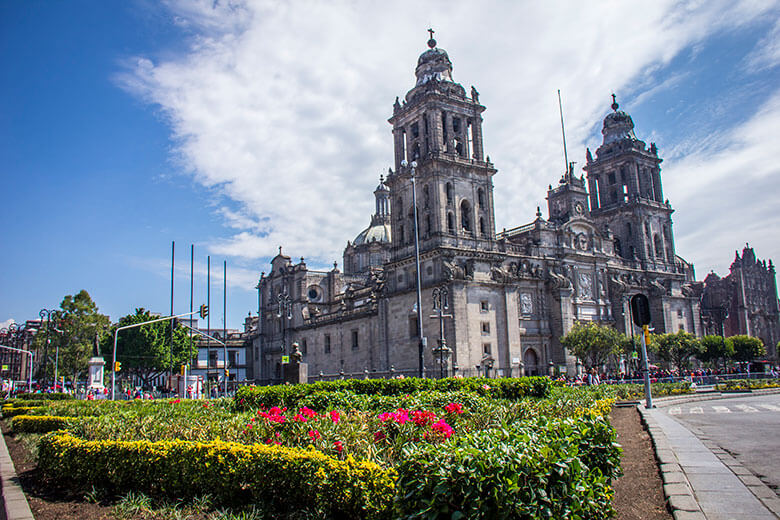 city tour na Cidade do México