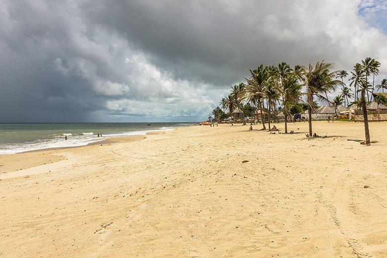 alta temporada em Fortaleza