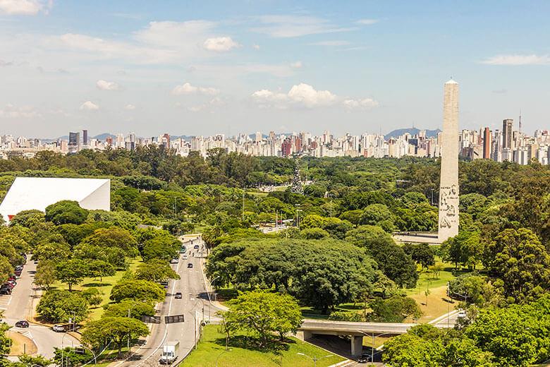 lugares para conhecer no Ibirapuera